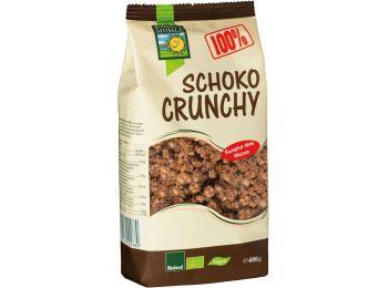 Bohlsener bio crunchy étcsokoládés 400g
