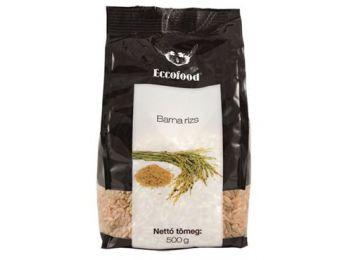 Eccofood barna rizs 500g