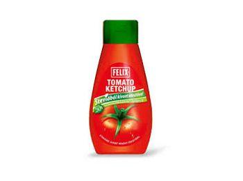 Felix kechup stevia édesítőszerrel 435g