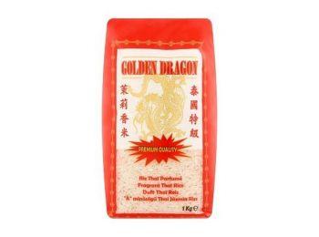Golden dragon A minőségű jázmin rizs 1000g