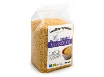 Greenmark bio köles hántolt 500g