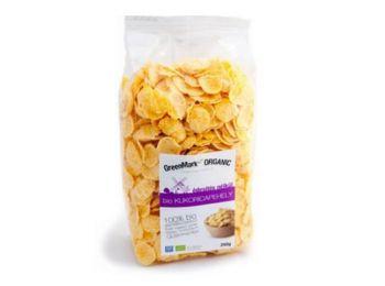 Greenmark bio kukoricapehely 250g