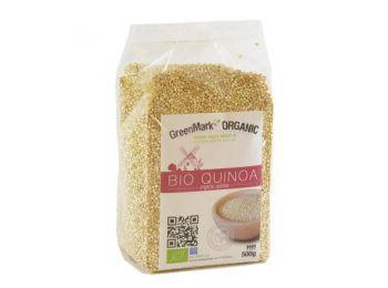 Greenmark bio quinoa fehér 500g