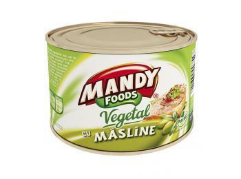 Mandy növényi pástétom olivás 200g