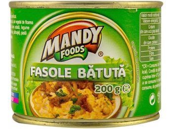 Mandy vegán babpástétom 200g