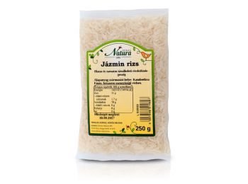 Natura jázmin rizs 250g