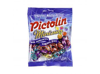 Pictolin diabetikus minizum gyümölcsös cukorka 65g