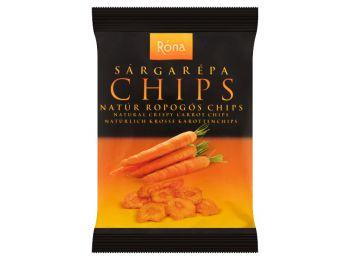 Róna sárgarépa chips 40g