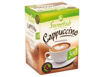 Sweetab diétás cappuccino 10db