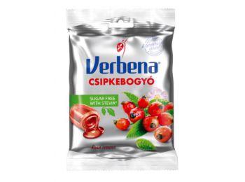 Verbena cukorka csipkebogyó light 60g