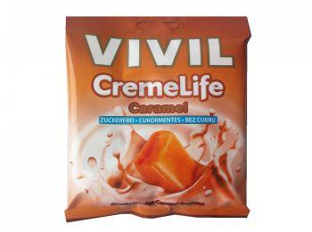 Vivil creme l. zacskós karamellás cukor 40g