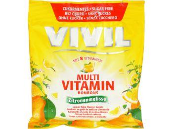 Vivil multivitamin lemon cukor 60g