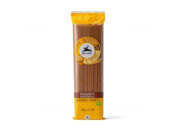 Alce nero bio durumtészta teljes kiörlésű spagetti 500g