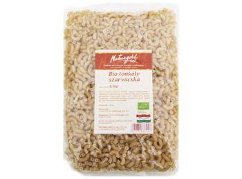 Naturgold bio tészta tönköly szarvacska 500g