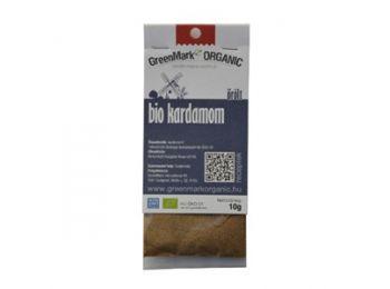 Greenmark bio fűszer kardamom őrölt 10g
