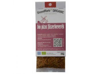 Greenmark bio fűszer pizza 20g