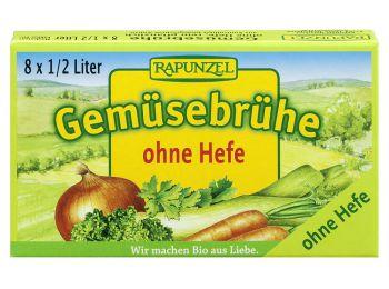Rapunzel bio zöldségleveskocka él. nélk. 8db