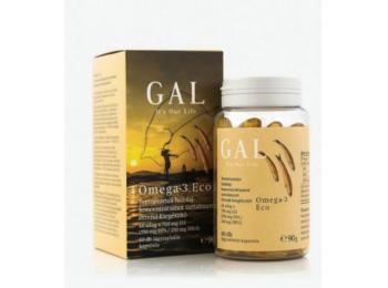 GAL Omega-3 Eco halolaj kapszula 60db