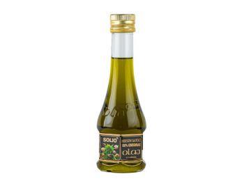 Solio hidegen sajtolt kendermag olaj 200ml