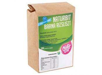 Naturbit barna rizsliszt 500g