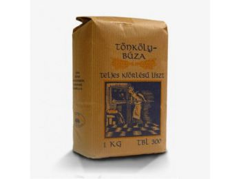 Első Pesti Tönkölybúza teljes kiörlésű liszt tgl-300 1000g