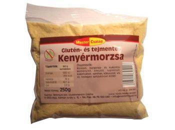 Mester család gluténmentes kenyérmorzsa 250g
