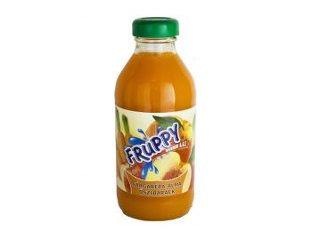 Fruppy ital sárgarépa-Alma-Őszibarack 330ml