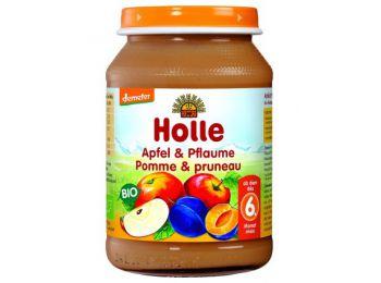 Holle bio bébiétel alma szilvával 190g