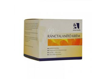 Anaconda q10+ ránctalanító krém 50ml