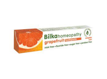 Bilka fogkrém homeopátiás grapefruit 75ml