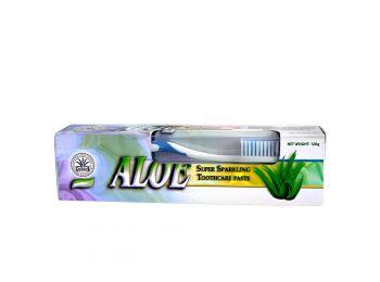 Dr.Chen aloe fogkrém+Fogkefe 1db