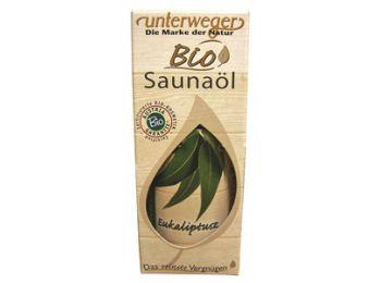 Unterweger bio szauna olaj eukaliptusz 100ml