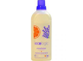 Iecologic mosószer narancs-Levendula 1 l 1000ml