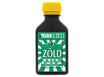 Szilas ételszinezék zöld 30ml