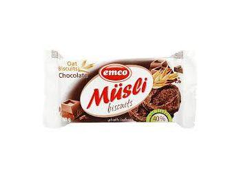 Emco Müzlikeksz Csokoládés 60 g