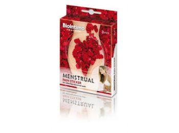 Biointimo Menstrual Tapasz 3 db