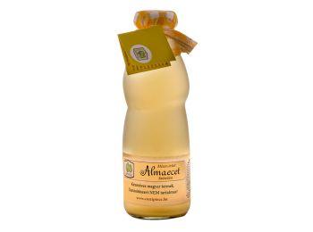 Mézen érlelt, szűretlen almaecet (500 ml)