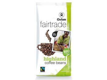 Oxfam bio fair trade szemes kávé 250g
