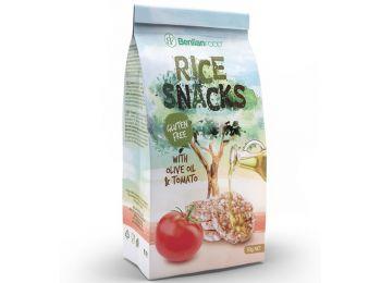 Benlian food mini puffasztott rizs zöldség-oliva 50g