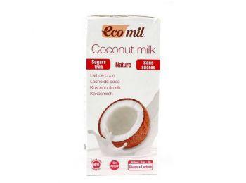 Ecomil bio kókuszital édesítő nélkül 1000ml