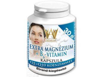 Celsus Prémium Magnézium+B6-Vitamin+Q1+Q10 kapszula 30db