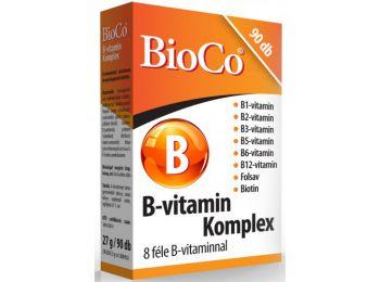 Bioco b-vitamin komplex tabletta 90db