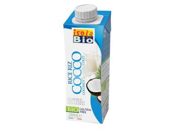 Isola bio rizsital kókuszos 250ml