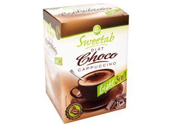 Sweetab diétás cappuccino csokis 10db