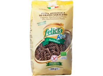 Felicia bio hajdina fusilli gluténmentes tészta 250g