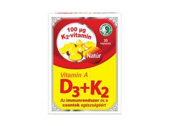 Dr.chen a-d3-k2 vitamin kapszula 30db