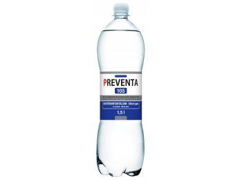 Preventa-105 szénsavmentes 32% csökkentett deutérium tartalmú víz 1500ml