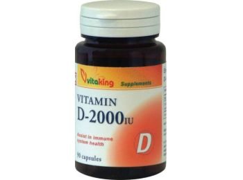 Vitaking D-2000 kapszula 90db