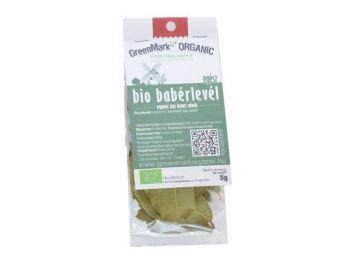 Greenmark bio babérlevél egész 5g