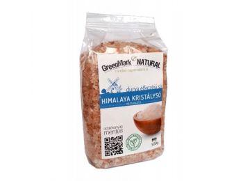 Greenmark bio só rózsaszín durva 500g